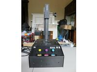 beseler dual mode slide and 35mm duplicator from u s a