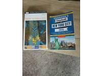 New york City guide books