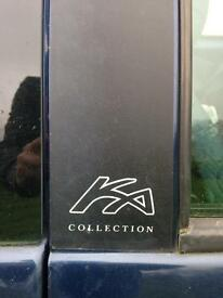 Ka collection Starts and runs, spares or repairs
