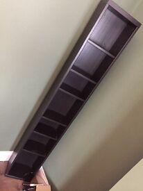 Ikea slim bookshelf