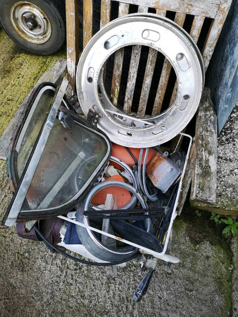 Classic Volkswagen beetle parts glass | in Armagh, County Armagh | Gumtree