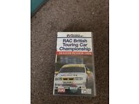 RAC British Touring car Championship season review 1995