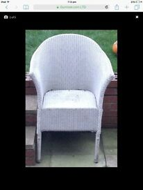Lloyd loom garden set 4 chairs 1 sofa !!!!