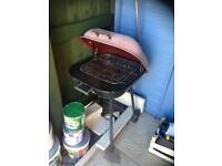 Small coal BBQ