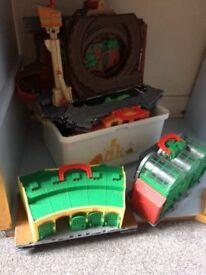 Selection of Thomas take and play
