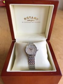 Beautiful Ladies Rotary Watch for Sale