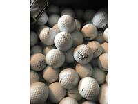 Pro vs golf balls