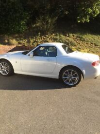 MAZDA MX-5 SPORT TECH. Sat Nav, Bluetooth, Parking Sensors, 4 new Tyres, 12 months MOT