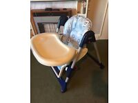 Chicco Highchair Lowered price!