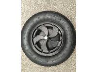 Wheelbarrow Wheel & Tyre