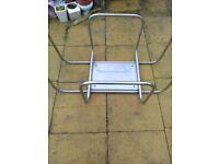 Stainless steel liferaft cradle,adjustable