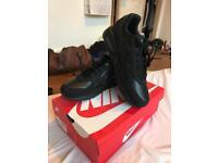 Triple black Nike Air max UK Size 9