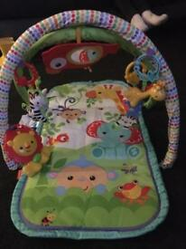 Fisher price activity gym