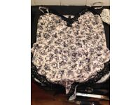 JOB LOT OF ANN SUMMERS KNICKERS AND BRAS ALL SIZE 12-14
