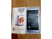 Samsung Galaxy GRAND PR0 16GB 2018 SILVER Dual Sim Unlocked smartphone