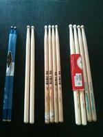 Vic Firth, Rim shot, marching drumsticks and more