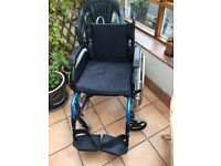 Roma Medical 1500 Lightweight Wheelchair