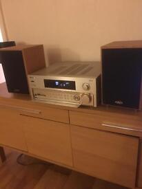Home cinema amplifier