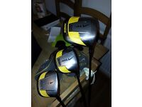 ☆awesome set of nike sumo clubs, driver 3 wood and 5 wood☆