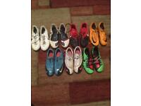 Various boots all size 3