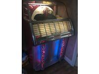 1955 Wurlitzer jukebox 1800 Fully Restored And Working