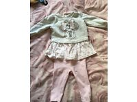 Baby girl bundle age 6-9 months