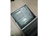 STUDIOMASTER MIXER / AMP powerhouse 300 / with faults but working