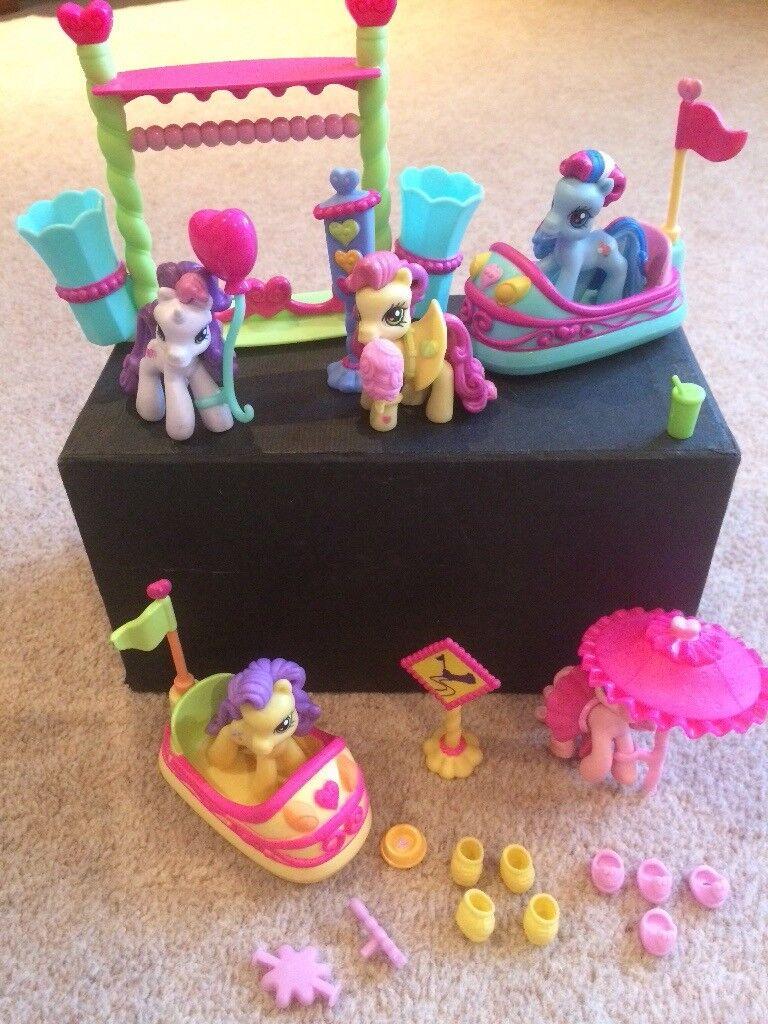 My Little Pony Mini Fairground set