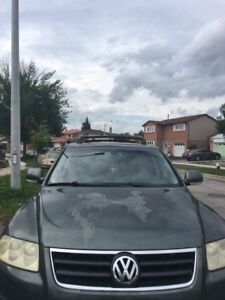 Volkswagen Touareg 3.2 v6 awd 2004 160000km cash or trade