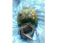 Original xbox green controller