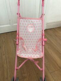 Cupcake little stroller