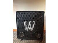Warwick WCA 115 Pro Bass Cabinet Speaker