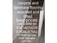Laminate , Carpet ,Vinyl , Supplied and Fitted Local Measuring , at home sample service