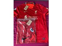 Liverpool 2021/22 Home shirt size M&L