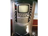 Karaoke machine . CD grafics , 5.5 monitor