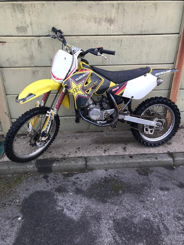 Suzuki rm 85 big wheel