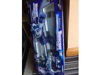Kids telescope in box new