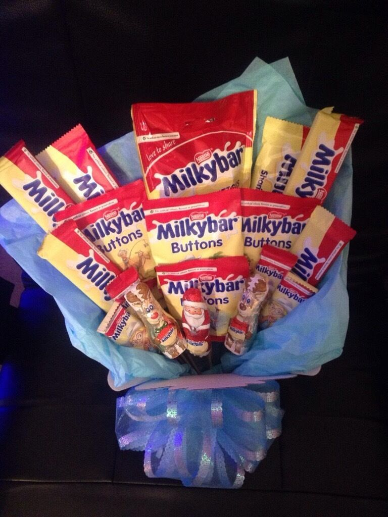 Milky-bar Chocolate Hamper