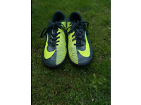 Nike football boots size UK 5.5