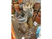 Queen crown pots