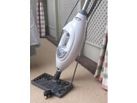 Shark steam mop with accessories