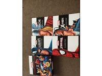 Marvel book set