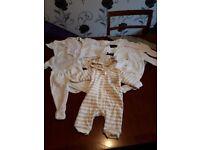 Unisex newborn/first size clothing bundle