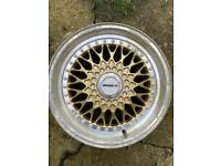 Vintage calibre alloys