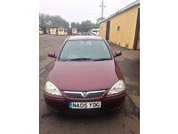 5 Door Vauxhall Corsa Hatchback, excellent condition for its age