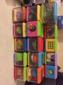 Toddler toys , children's toys
