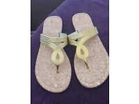 Bundle of ladies sandals - size 7/8