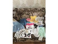 Baby girls clothes bundle