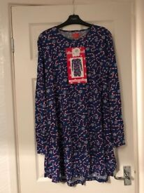 Ladies Christmas Dress size 10-12
