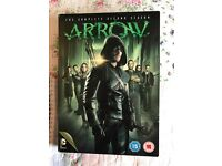 Arrow (Complete second season) 5 discs